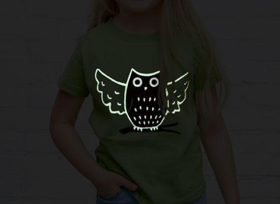 owl-girl-night
