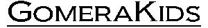 GomeraKids_logo_monochrome