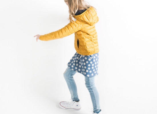 pengu-kids-amber-yellow-ultra-light-down-jacket-for-boys-and-girls-for-spring-autumn-season-back-view-for-girls