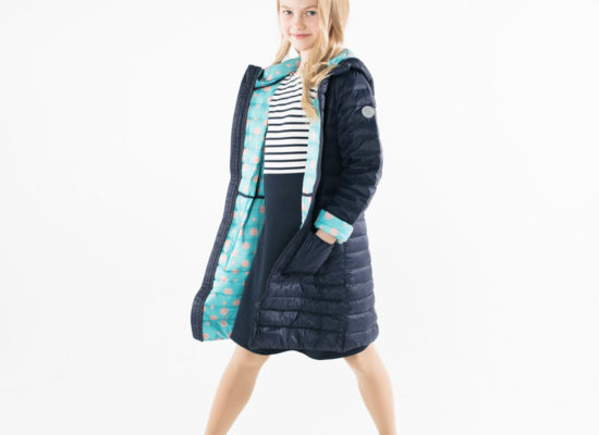 pengu-kids-dark-blue-coloured-ultra-light-down-coat-for-girls-for-spring-autumn-season-FRONT-PAGE