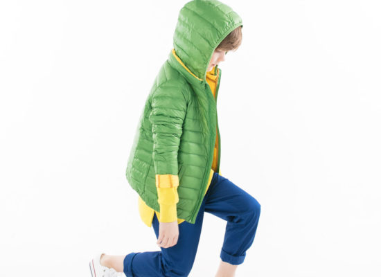pengu-kids-green-ultra-light-down-jacket-for-boys-and-girls-for-spring-autumn-season-back
