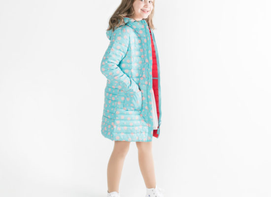 pengu-kids-light-blue-nude-dots-coloured-ultra-light-down-coat-for-girls-for-spring-autumn-season-on-side