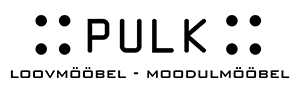 PULK creative and modular furniture black