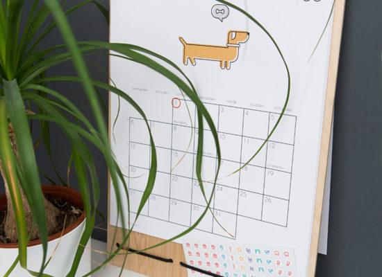 Kalender Märgi ära 2019 mai