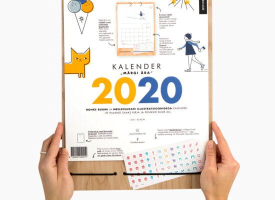 1-Kalender-Margi-ara-2020-kaas-varviline